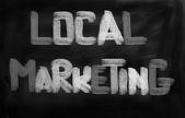 Local Marketing Concept — Zdjęcie stockowe