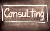 Consulting Concept — Foto Stock
