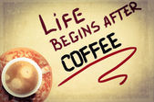 Coffee Concept — Foto de Stock