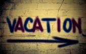 休暇の概念 — ストック写真