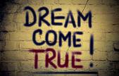 Dream Come True Concept — Stock Photo