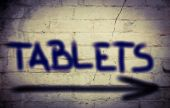 Tablets Concept — Foto de Stock