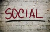 Social Concept — Stock Photo