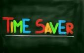 Time Saver Concept — Stock Photo