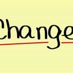 Change Concept — Stock Photo #64619209