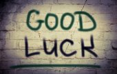 Good Luck Concept — Stock Photo