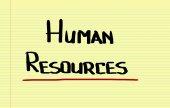 Concepto de recursos humanos — Foto de Stock