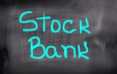 Stock Bank Concept — ストック写真