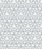 Ciemny kolor monochromatyczny trójkąt kontur streszczenie geometryczne seamle — Wektor stockowy