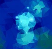 Abstract geometric background — Stock vektor