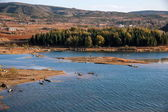 Yunnan Haifeng wetland — Stock Photo