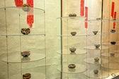 "Tea Expo show ""Not kilns"" porcelain — Stock Photo"
