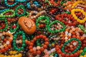 Jadegrüne Schmucksachen — Stockfoto