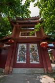 The net result HECHUAN Temple — Stock Photo