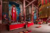 Templo de Hechuan Pu — Foto de Stock