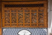 Yunnan Dali Bai residential Hongshan main temple — Stock Photo