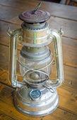 Traditional oil lantern — Stock fotografie