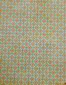 Vintage wall paper — Stock Photo