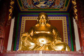 Buddhist pagodas in Dali Yunnan province of China — Stock fotografie