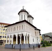 Sfintii Voievozi Cathedral Targu Jiu — Stock Photo