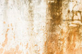 Dirty worn concrete wall — Stockfoto