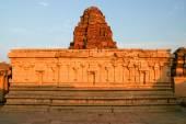 Old ruins in hampi india — Stock Photo