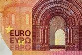 Ten euro banknote 10 — Stockfoto