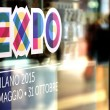Expo 2015 logo — Stock Photo #68322079