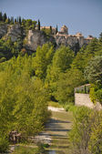 Vaison-La-Romaine, in Provence, France — Stock Photo