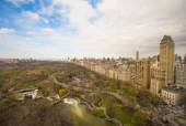 Autumn view of Central Park, Manhattan, New York — Stock Photo