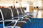Prázdná letiště — Stock fotografie