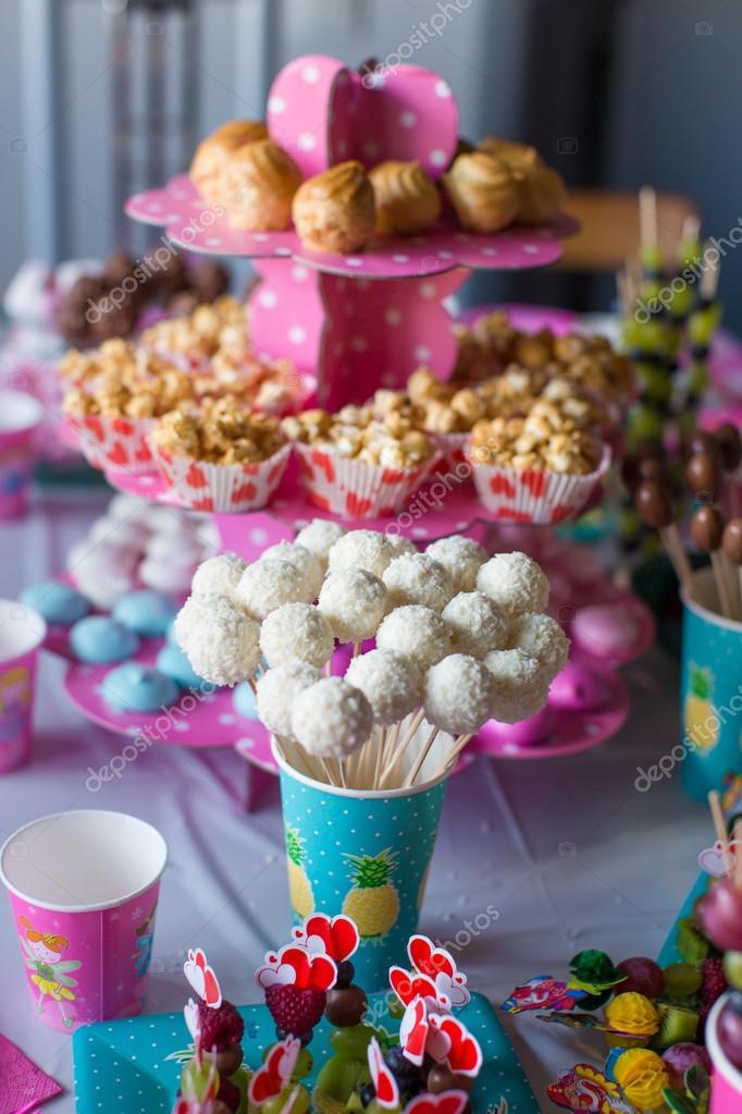 Десертов для детского дня рождения