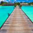 Beautiful tropical view of perfect ideal island — Stock Photo #70961583