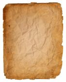 Old paper with pattern — Stock Photo