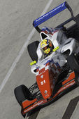 Eurocup Formula Renault 2.0 — Stock Photo