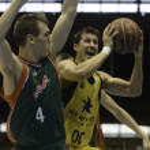 ACB League - Baloncesto Sevilla vs Iberostar Tenerife — Stock Photo #58010503