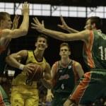 ACB League - Baloncesto Sevilla vs Iberostar Tenerife — Stock Photo #58010507