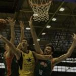 ACB League - Baloncesto Sevilla vs Iberostar Tenerife — Stock Photo #58010509