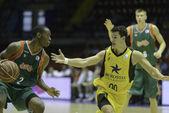 Acb ligy - Baloncesto Sevilla vs Iberostar Tenerife — Stock fotografie