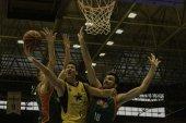 ACB League - Baloncesto Sevilla vs Iberostar Tenerife — Stok fotoğraf
