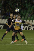 Soccer - Match Real Betis vs Lugo week 5 spanish King's Cup 2014-2015 — Stockfoto