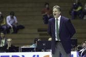 Baloncesto Seville vs. EWE Baskets Oldenburg Eurocup Basketball  — Stock Photo