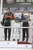 Race 1 Formula 3.5 at Jerez ciurcuit — ストック写真