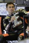 Superbikes Test dag 1 — Stockfoto