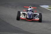 Qualifyng Championnat de France F4 — Stock Photo