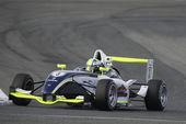 Qualifyng Championnat de France F4 — Stock Photo