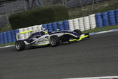 Qualifyng Championnat de France F4 — Foto de Stock