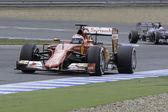 Formula 1 test in Jerez — Foto de Stock