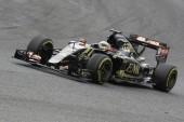 Formula 1 test in Jerez — Photo