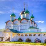 Постер, плакат: Russia Pechersky ascension monastery in Nizhny Novgorod